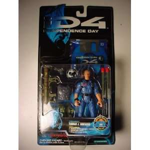 Independence Day Thomas J Whitmore Figure Toys & Games