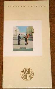 PINK FLOYD Wish You Were Here Sony Mastersound Gold CD