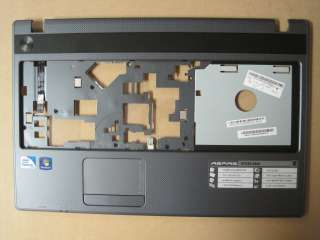 Acer Aspire 5733z 4445 front bezel cover touchpad