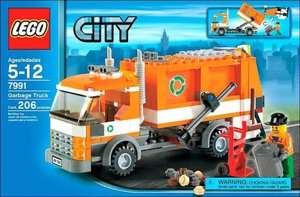 BARNES & NOBLE  LEGO City Recycle Truck (7991) by Lego