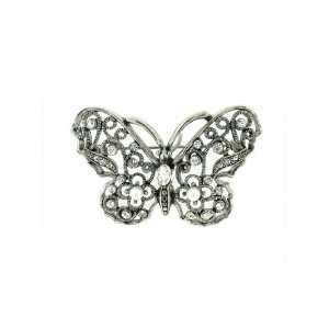 Young & The Restless ~ Gloria ~ Rhinestone Butterfly