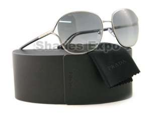NEW PRADA SUNGLASSES SPR 58M BLACK 5AV 3M1 SPR58M