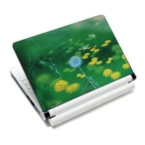 Nice Dandelion Fairy Netbook Laptop Protective Skin Cover