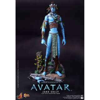 Hot Toys Sideshow Avatar Jake Sully 1/6 Figure New Sealed In Stock