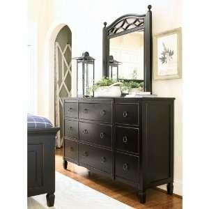 Universal Furniture Summer Hill Nine Drawer Dresser and