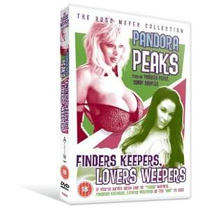 Pandora Peaks / Finders Keepers, Lovers Weepers [DVD