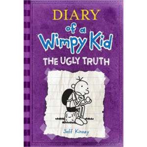NEW The Ugly Truth (Diary of a Wimpy Kid Series #5)   K