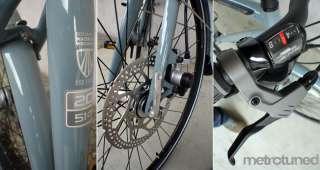 Trek Soho DLX Bike NEW 20 Gates Carbon Belt Drive 8 spd Internal Gear