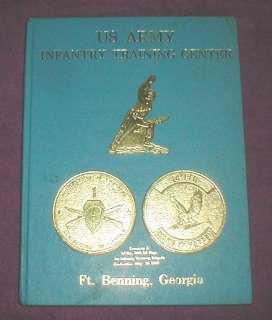 1989 Fort Benning Georgia Wood Army Training Yearbook |