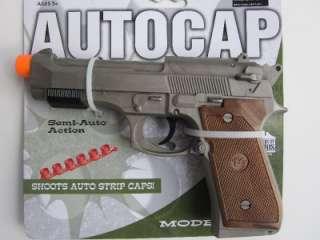 BERETTA 92 military M9 Auto 9mm Automatic pistol Cap Hand Gun replica