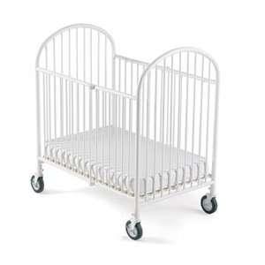 Pinnacle Compact Size Steel Folding Crib Baby