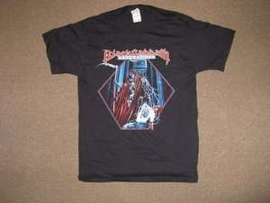BLACK SABBATH T SHIRT  VERY RARE 1992 DEHUMANIZER  PRINTED FRONT