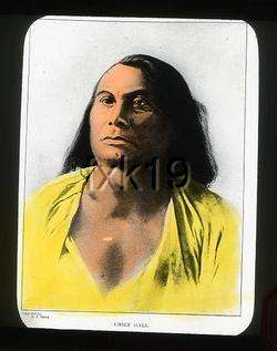 Indian Hunkpapa Lakota ~ CHIEF GALL by D F BARRY ~ #a15