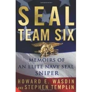 of an Elite Navy SEAL Sniper [Hardcover] Howard E. Wasdin Books