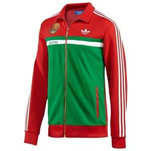 ADIDAS ORIGINALS JACKET ZIP UP MEXICO COUNTRY TT MENS TRACK TOP MEX MX