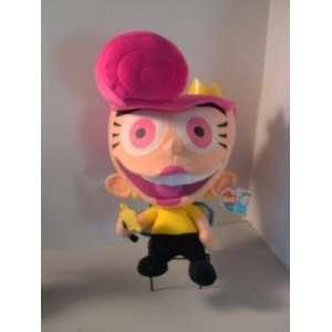 15 Tall Fairly Odd Parents Wanda Stuffed Doll Toys & Games