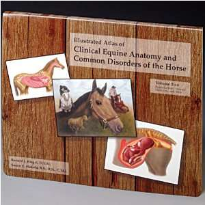 Illustrated Atlas of Clinical Equine Anatomy and Common Disorders of
