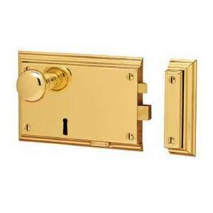 Baldwin Hardware 5636.031.L Lock Front Door Handle