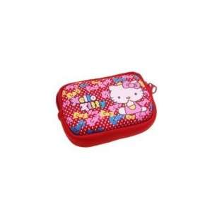 Cute Hello Kitty Digital Camera Bag with Neck Loop