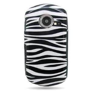 With BLACK WHITE ZEBRA Design faceplate Sleeve Cover for CASIO C771