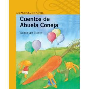 Cuentos de la abuela coneja (9788420471259): Guadalupe Espejo: Books