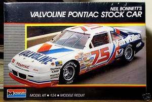 Monogram #75 Neil Bonnett 1988 Valvoline Pontiac Grand Prix
