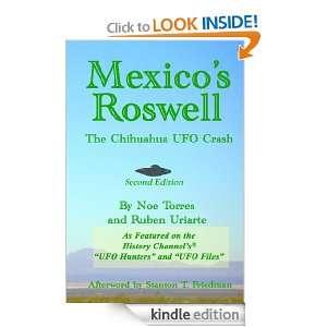 UFO Crash Ruben Uriarte, Noe Torres  Kindle Store