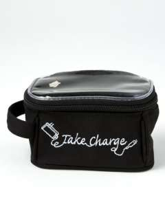 TRAVEL CHARGER CASE ELECTRONIC PARTS ORGANIZER STORAGE