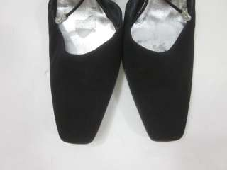 STUART WEITZMAN Black Pumps Heels Shoes Sz 7.5