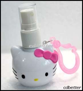 Cartoon Character Style Portable Plastic Make Up Spray Bottle
