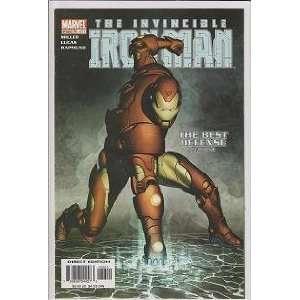 The Invincible Iron Man #421 / #76 (Comic) Books