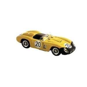 Art Model 1:43 1956 Ferrari 500 TR LeMans Bianchi