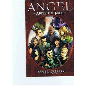 Angel After the Fall Cover Gallery Volume 1: Jenny Frison: Books