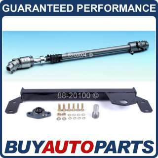 DODGE RAM STEERING SHAFT GEARBOX STABILIZER 99 00 01 02
