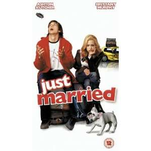 Just Married [VHS] [2003]: Ashton Kutcher, Brittany Murphy, Christian