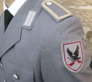 GERMAN ARMY OFFICERS PARADE JACKET BUNDESWEHR