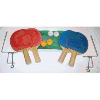 Tennis Table Tennis Sets   4 player Table Tennis Set   Set Sports
