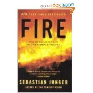 Fire (9780613656566): S. Junger: Books