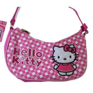 Sanrio Hello Kitty Hobo Bag   Kitty Mini Purse Toys & Games