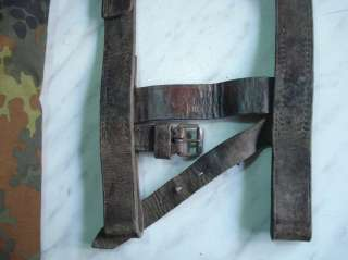 WWI WWII 1916 ORIGINAL GERMAN TRENCH SHOVEL CARRIER