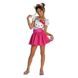 Hello Kitty Tutu Dress Costume   Large: Everything Else