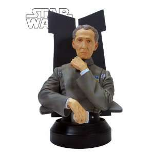 Star Wars: Grand Moff Tarkin Mini Bust: Toys & Games