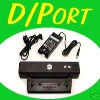 DELL Latitude D531 D630 D830 ATG D/Port Replicator + PA