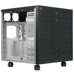 NEW Lian Li PC 343B Modular Cube Case   Black 840556068044