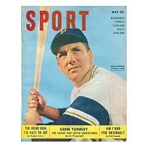 Ralph Kiner May 1950 Sport Magazine