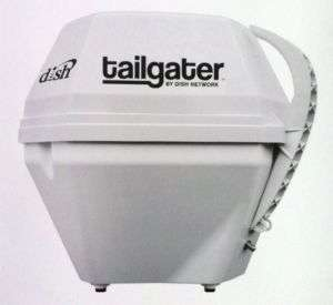 DISH NETWORK TAILGATER FOR CAMPER OR TRAVELERS