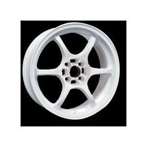 15x6.5 Konig Traffik (White) Wheels/Rims 4x114.3