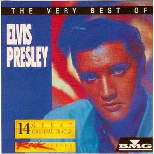 14 Great Original Tracks: Elvis Presley: Music