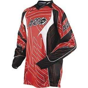 Racing James Stewart CYK Jersey   2010   X Small/Black/Red Automotive