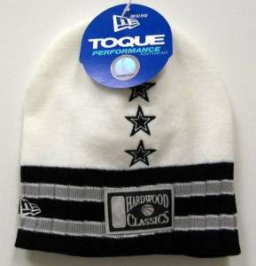 NEW ERA NBA SAN ANTONIO SPURS TOQUE KNIT HAT BEANIE